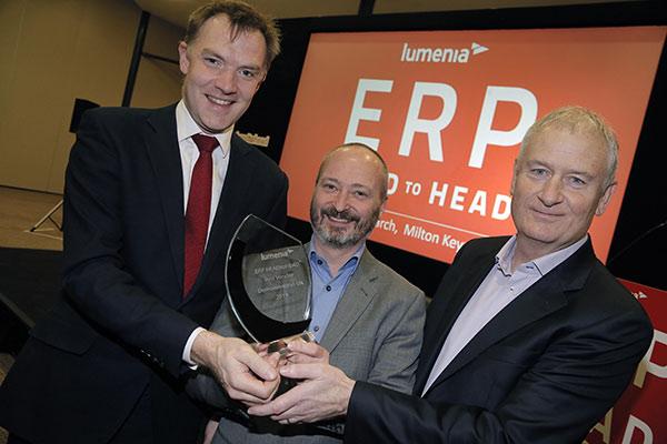 ERP HEADtoHEAD™