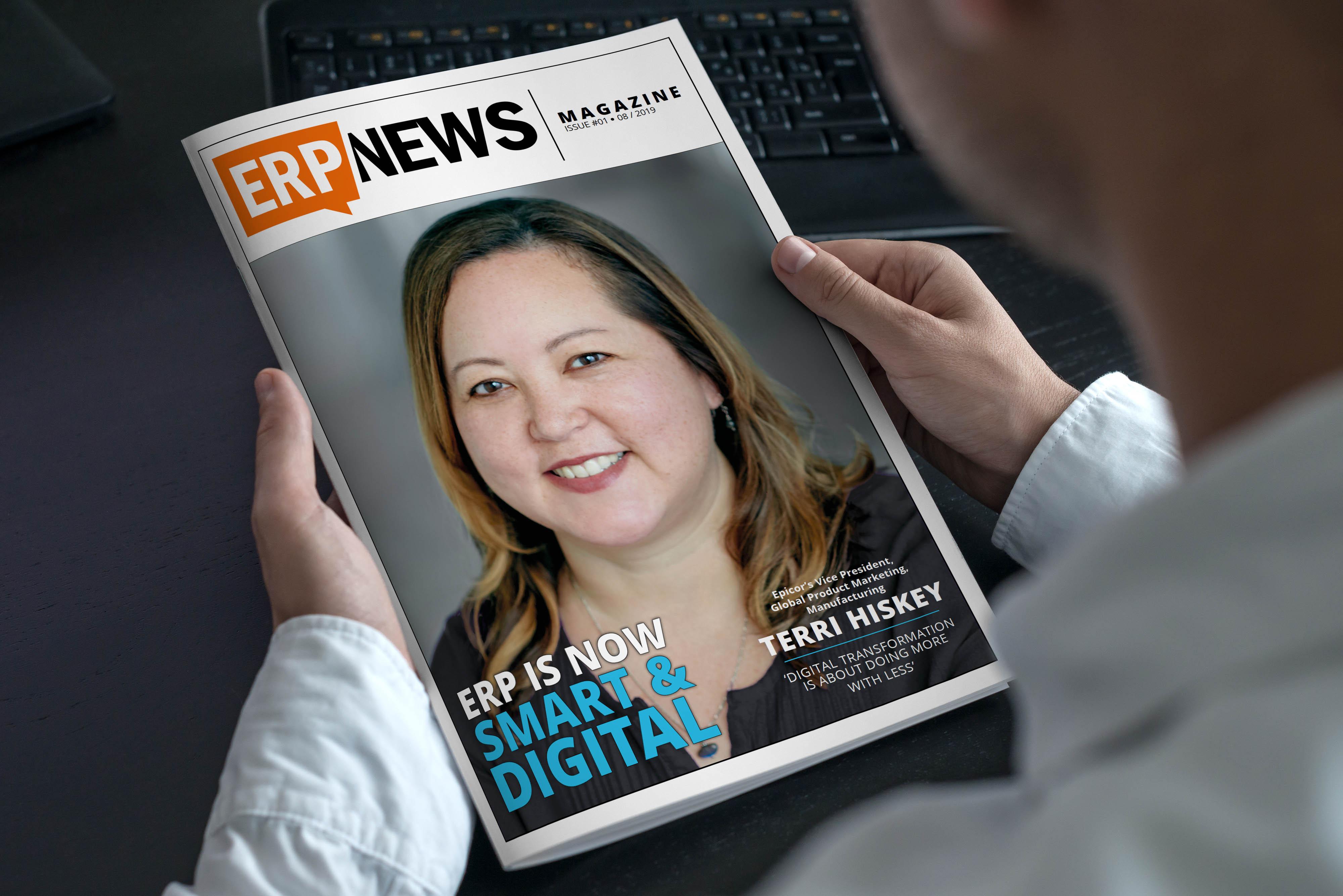 ERP News Magazine August 2019 Issue 01