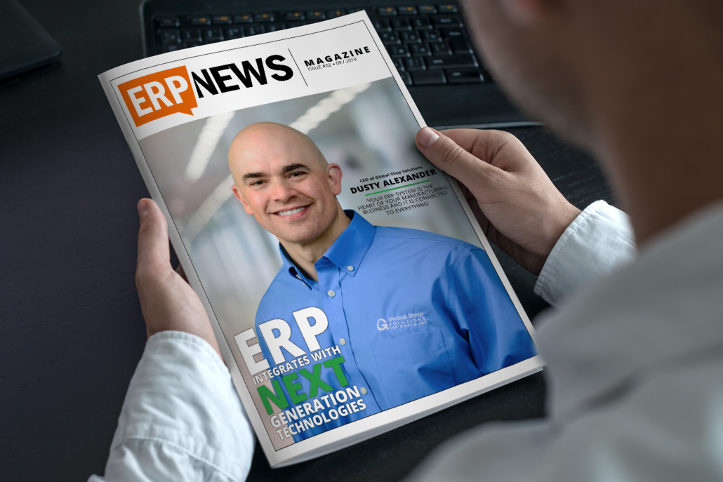 ERP News Magazine September 2019 - Issue #02