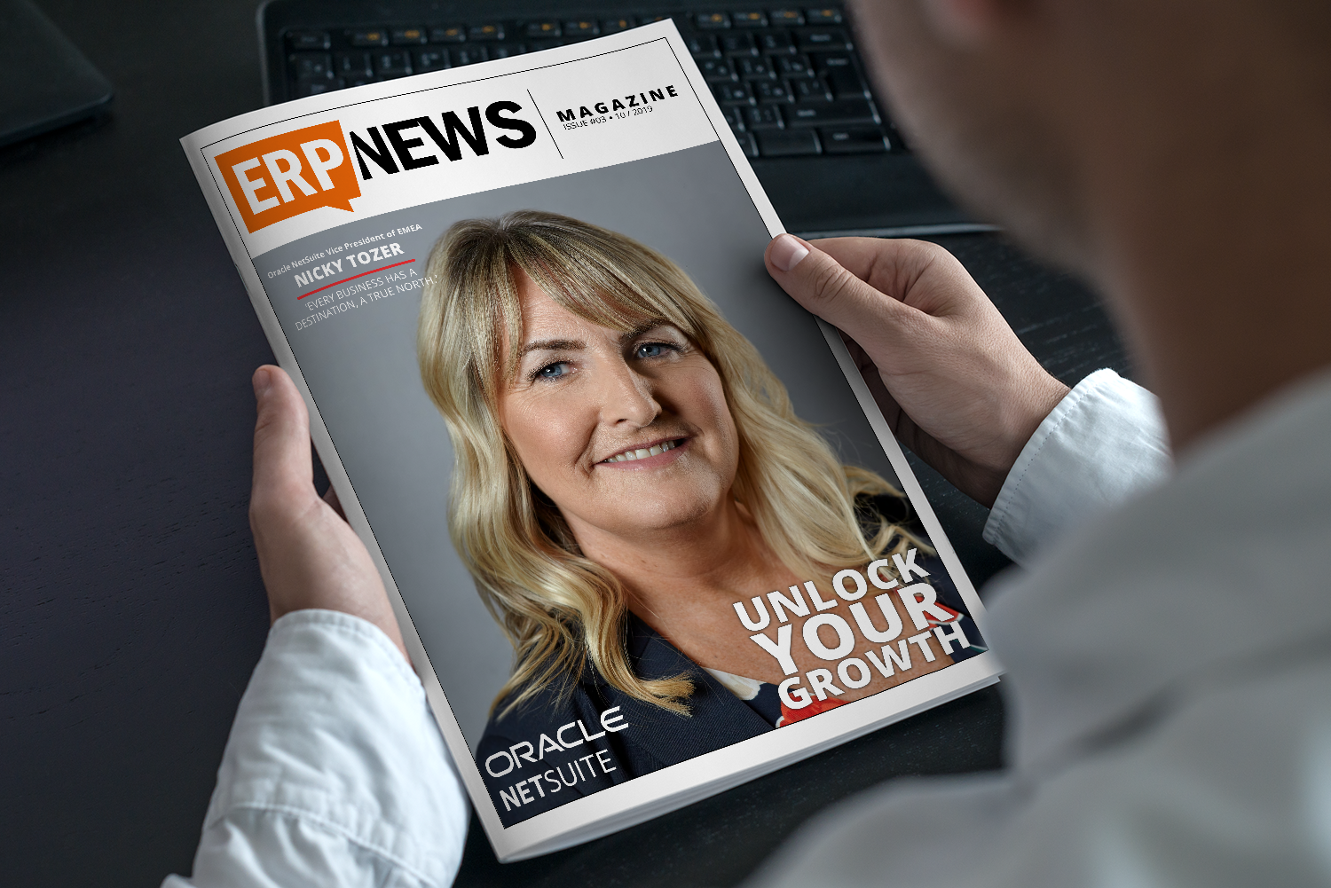 ERP News Magazine October 2019 - Issue #03