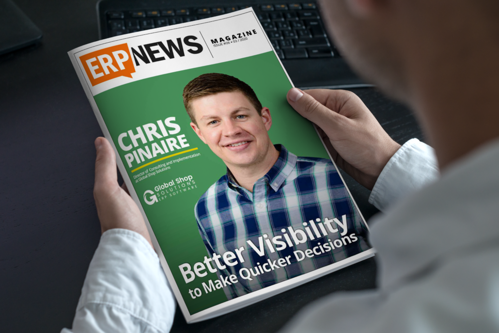 ERP NEWS MAGAZINE ISSUE 08 - 2020 MARCH