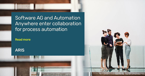 Software AG and Automation Anywhere Collaborate to Advance Automation Processes