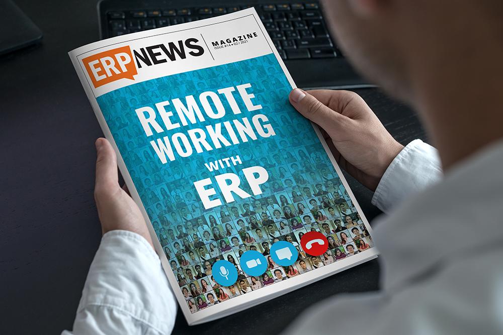 ERP News Magazine February 2021 – Issue #14