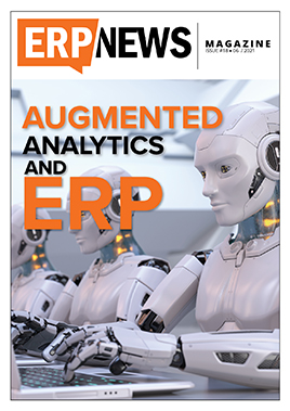 ERP News Magazine , we have dedicated this issue to Augmented Analytics.