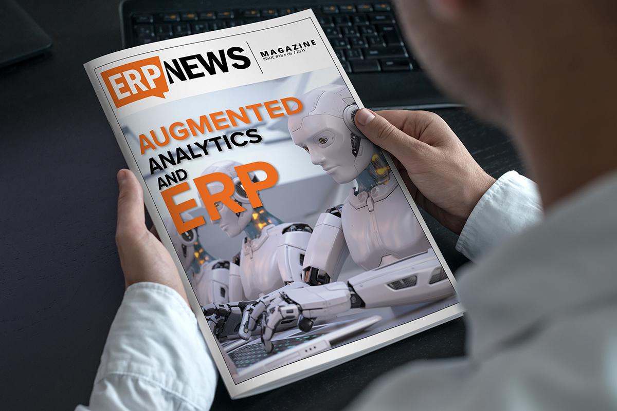 ERP News Magazine issue 18 - june 2021