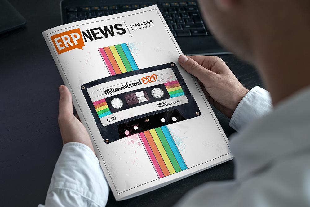 ERP News Magazine issue 20 - October 2021